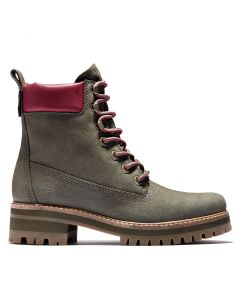 Timberland Women's Courmayeur Valley Boot Green