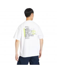 Timberland Men's YC SS Workwear Graphic Tee in White