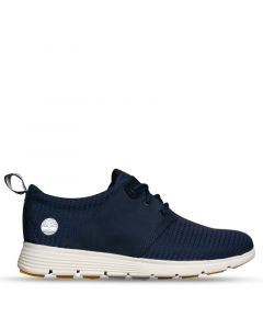 Youth Killington Leather and Fabric Oxford Navy