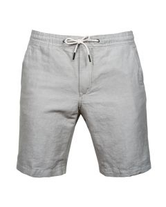 Squam Lake Chambray Shorts Grey