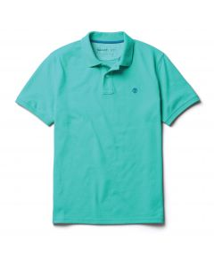 Millers River Polo Regular Mint