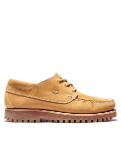 Jackson's Landing Moc Toe Oxford Wheat