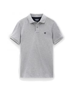 Millers River Polo Shirt Grey