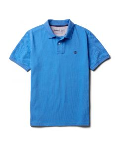 Millers River Polo Shirt turquoise