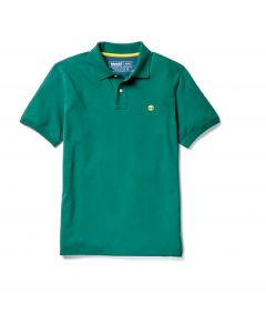 Millers River Polo Shirt Green