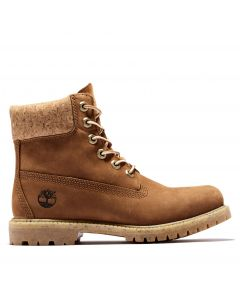 6-inch Premium Boot Brown With Cork