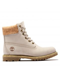 6-inch Premium Boot Taupe With Cork