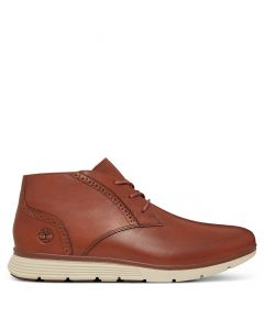 Men's Franklin Park Brogue Chukka Shoe Brown