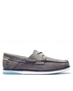 Atlantis Break Boat Shoe Grey