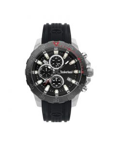 GTS Silicon Black Dial WR 5ATM Watch